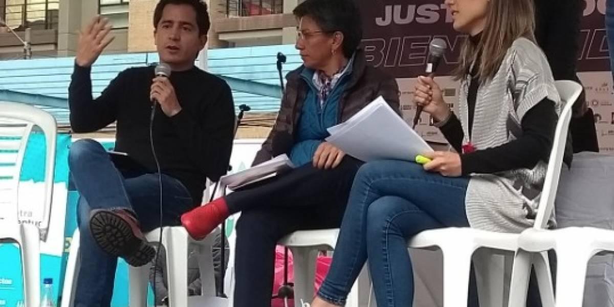 El desplante de los candidatos a la Alcaldía al Gran Debate de la Justicia Social