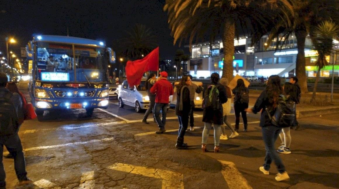Reportan concentración en Quito METRO ECUADOR