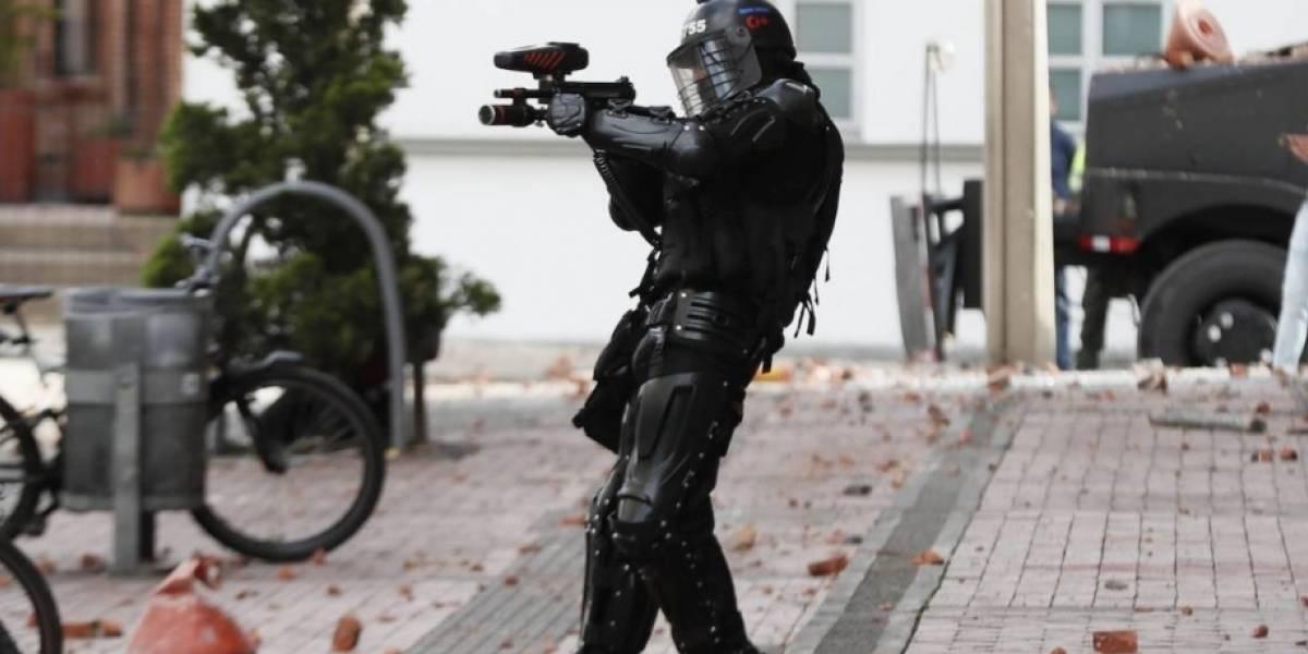 """Ante violentas protestas, Gobierno asegura que """"lo que se necesita es más Esmad"""""""