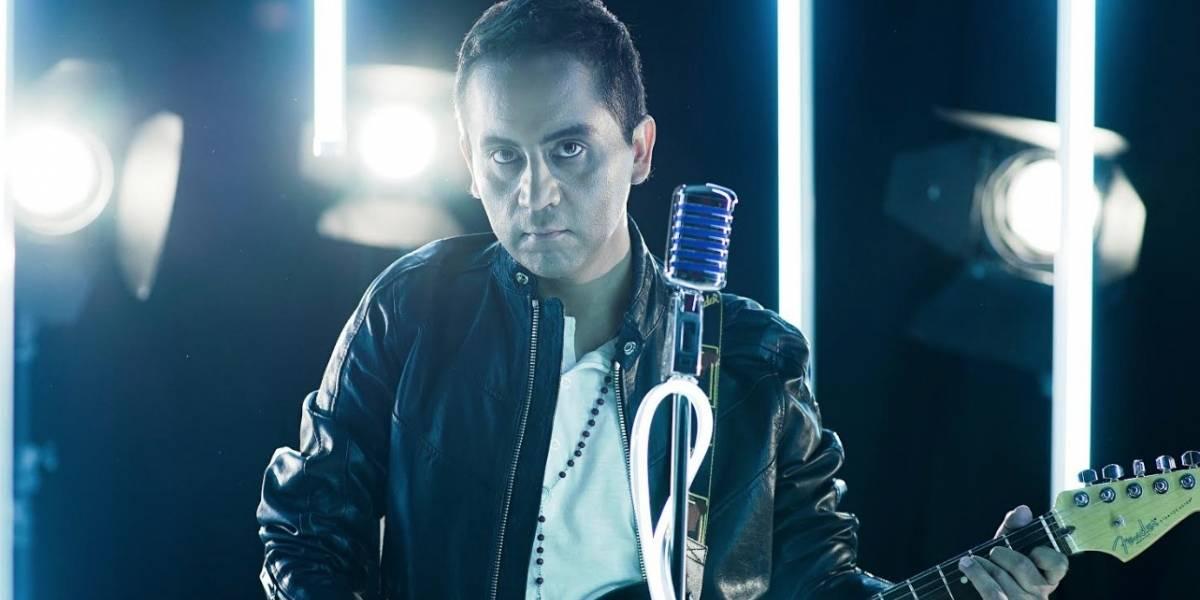 Jeo, el cantante de la IV Región que se abre paso en Santiago