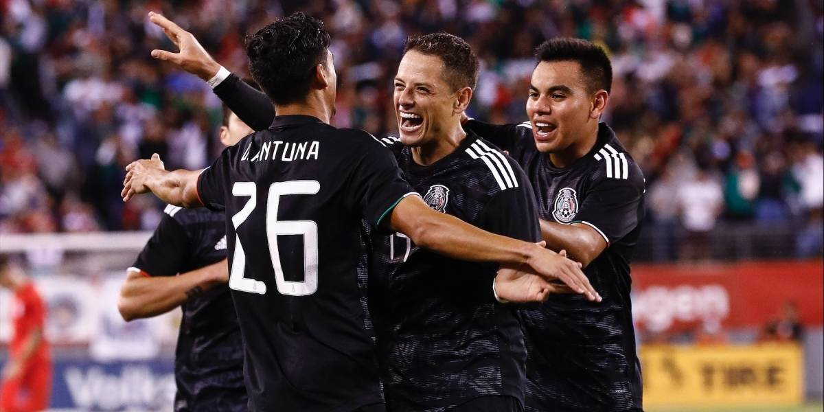México vs. Trinidad y Tobago: el Tri y el Tata, a reivindicarse con su hinchada