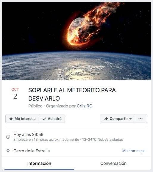 ¿Se impactará un asteroide en la Tierra este 3 de octubre?