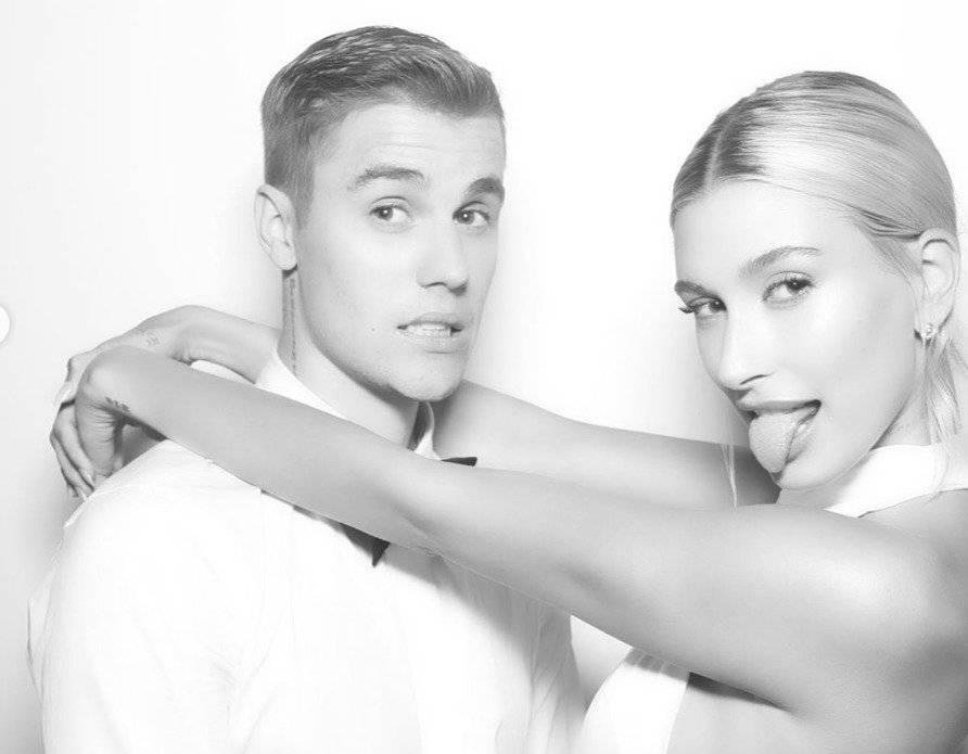 Justin Bieber y Hailey Baldwin Instagram