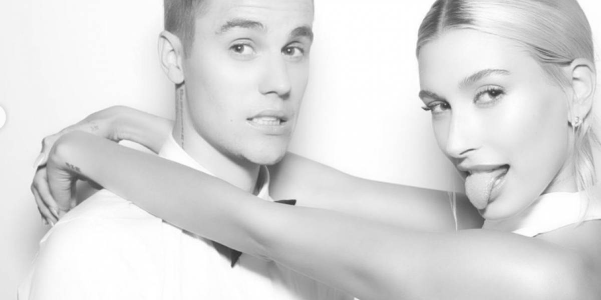 """Justin Bieber se bajó el pantalón y mostró su """"regalo del año"""""""