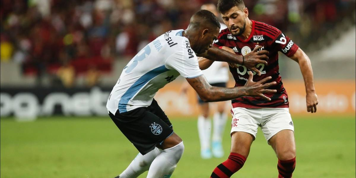 Gremio vs. Flamengo: no todo es River y Boca, inicia la otra semifinal de Copa Libertadores