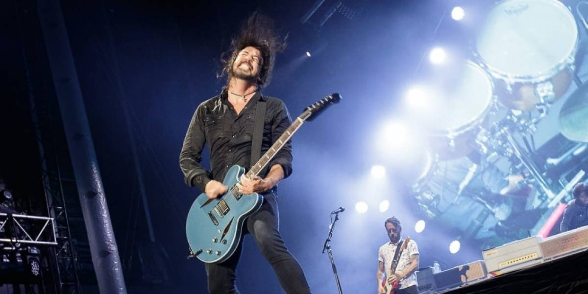 Foo Fighters: irreverencia y rock que volvió a enamorar