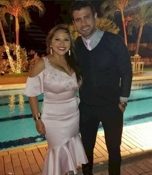 Hilda Saraguaya e Efraín Ruales