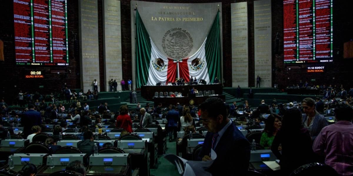 Diputados avalan mantener pensiones a familiares de desaparecidos