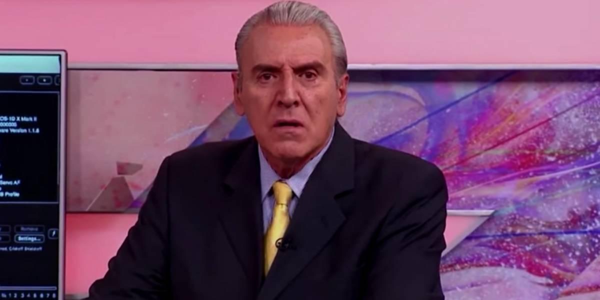 Carlos Albert explota contra Pollo Briseño: 'es un hijo de la chingada'