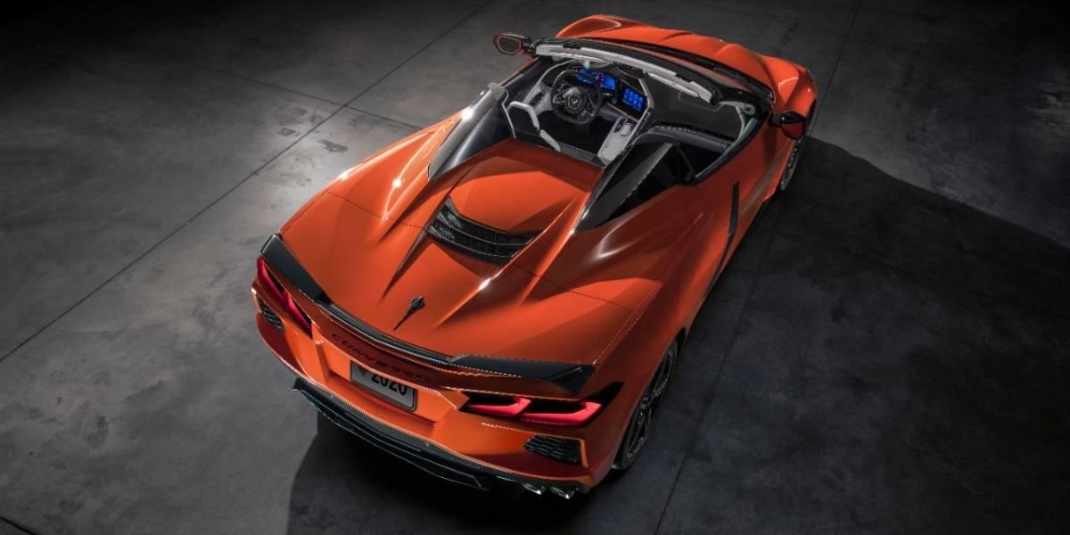 Chevrolet Corvette Convertible, la triple c de la emoción
