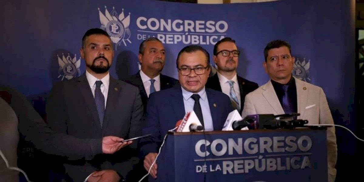 """Congreso admite error y asegura que borró tuit """"para evitar confusiones"""""""