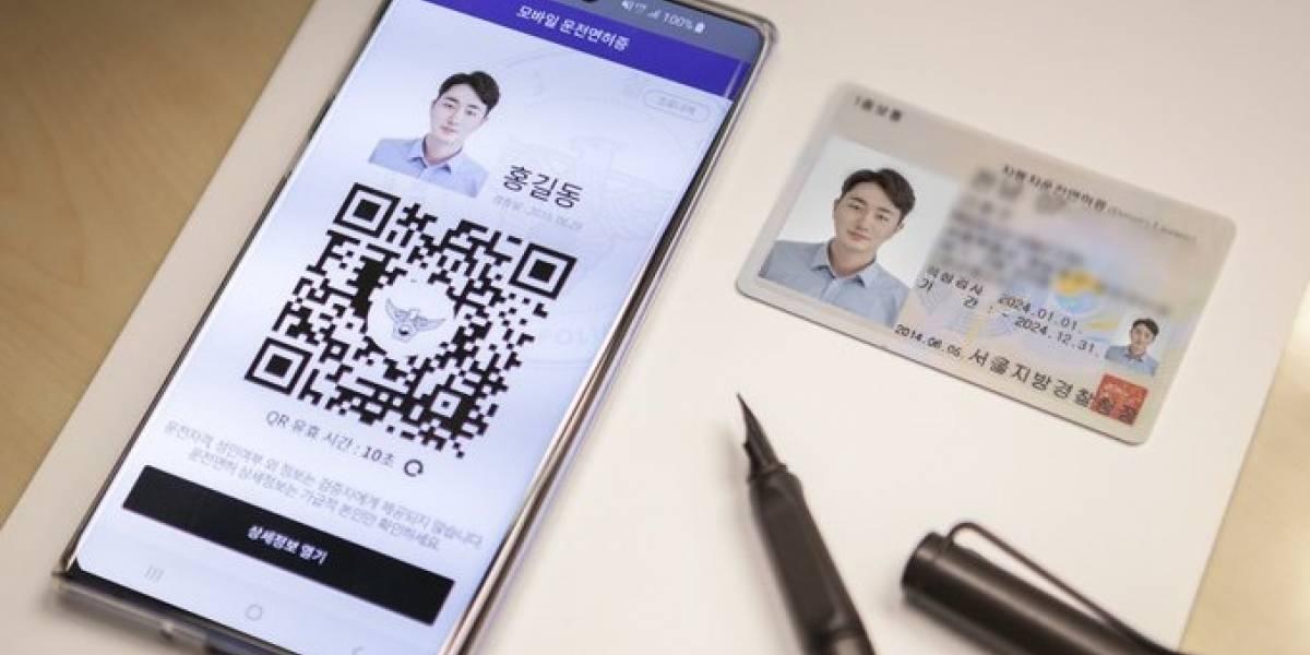 Corea del Sur emitirá licencias de conducir digitales en el 2020