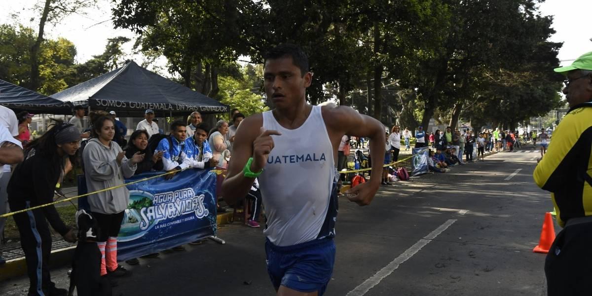 Erick Barrondo busca estar en el Top 10 de la marcha en Mundial de Atletismo