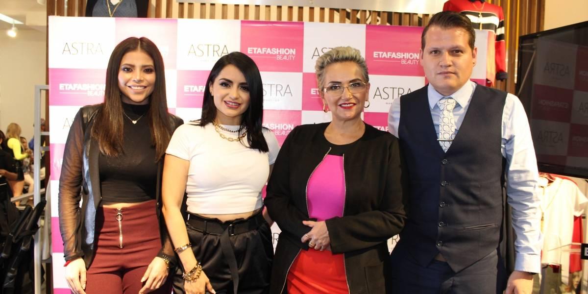 Etafashion da la bienvenida a nueva marca de maquillaje