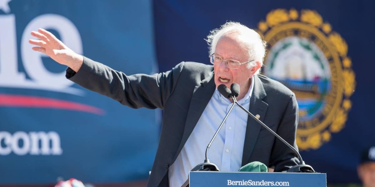 Pré-candidato à presidência dos EUA, Bernie Sanders é internado após dores no peito