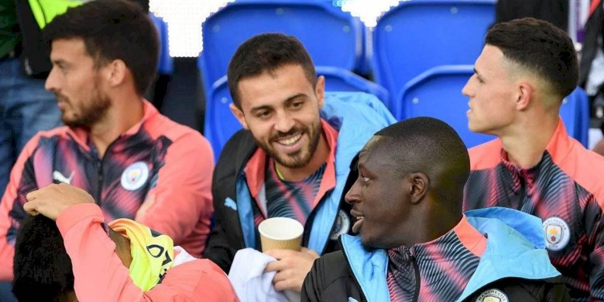 """La broma """"racista"""" entre dos compañeros del Manchester City podría costarle caro al equipo de Guardiola"""