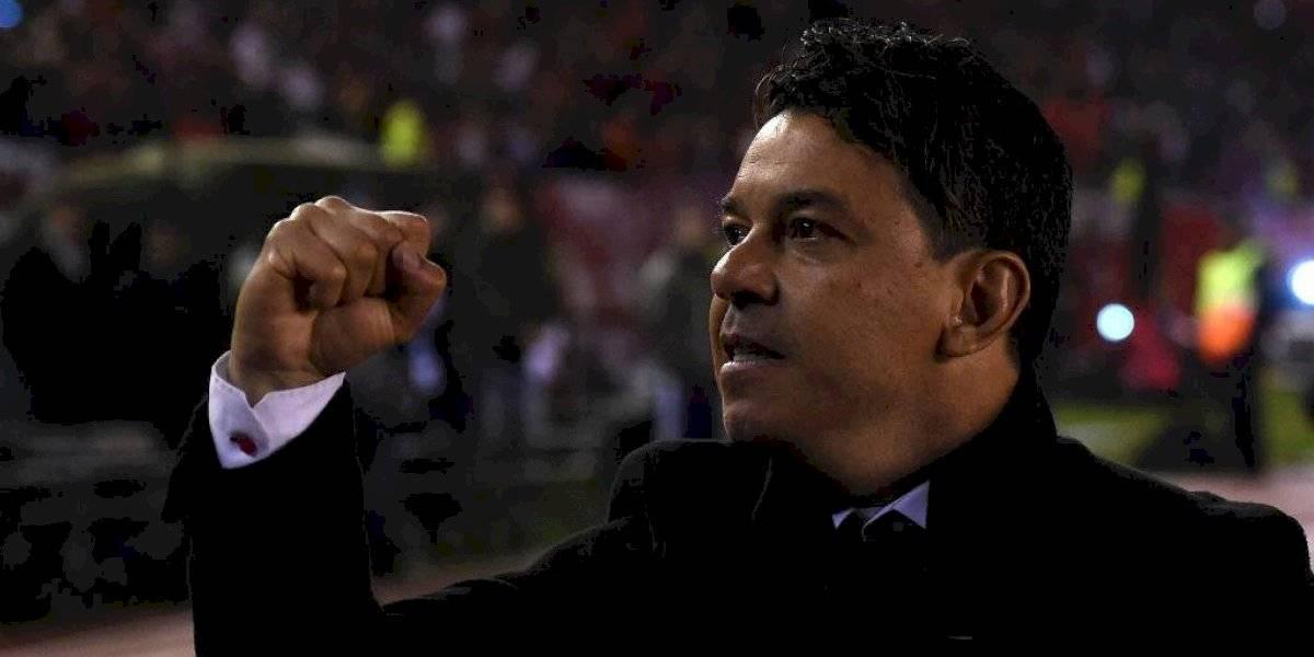 Contra los grandes de Argentina y América: el apabullante registro de Marcelo Gallardo en River Plate