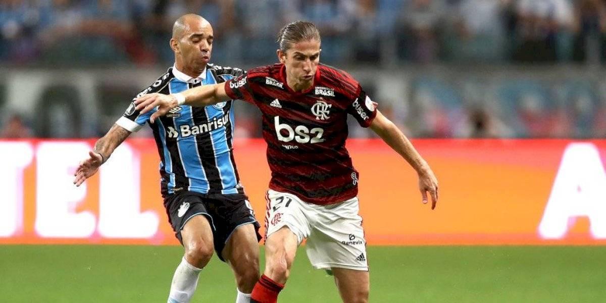 Así vivimos el empate entre Gremio y Flamengo con el VAR como gran protagonista