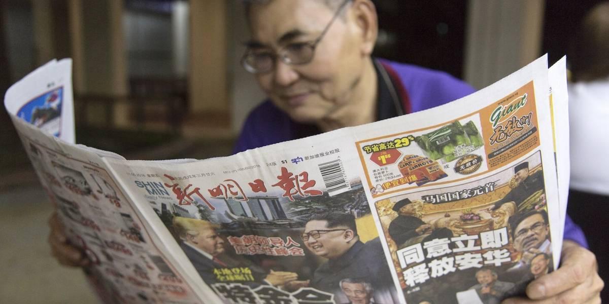 Singapur castiga con 10 años de cárcel las 'Fake news'