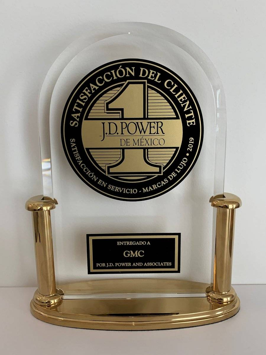 J.D. Power GMC