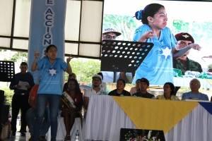 conmemoración de la Semana Internacional de Personas Sordas en Lago Agrio