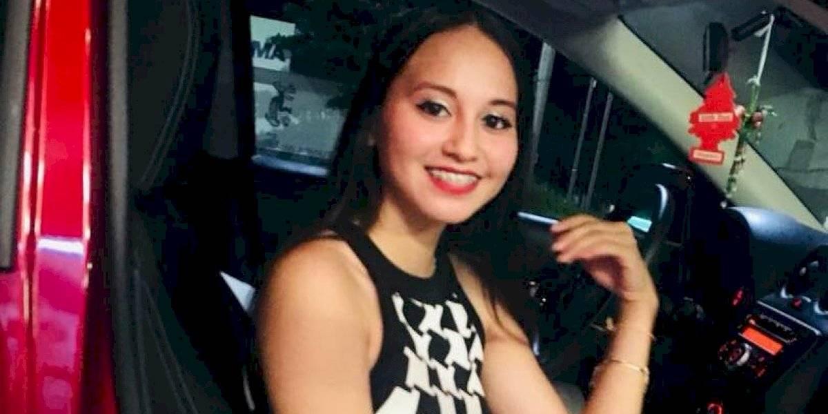 Izamar estudiaba el bachillerato... fue asesinada 2 días después de su desaparición