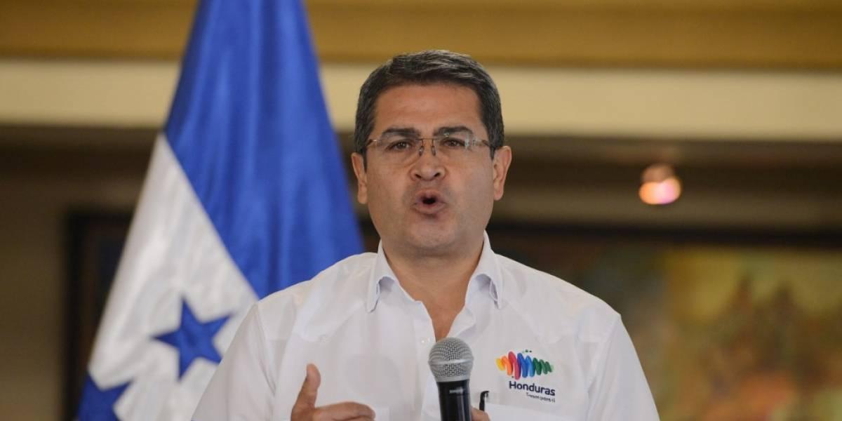 Inicia juicio por narcotráfico contra hermano del presidente de Honduras