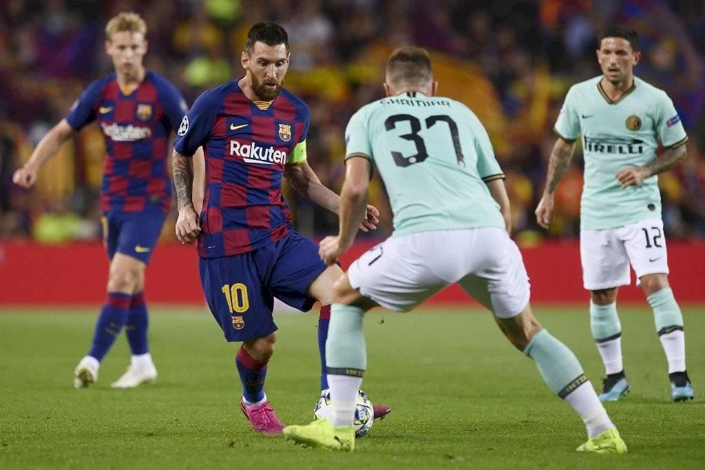 Lionel Messi, Champions League 2019