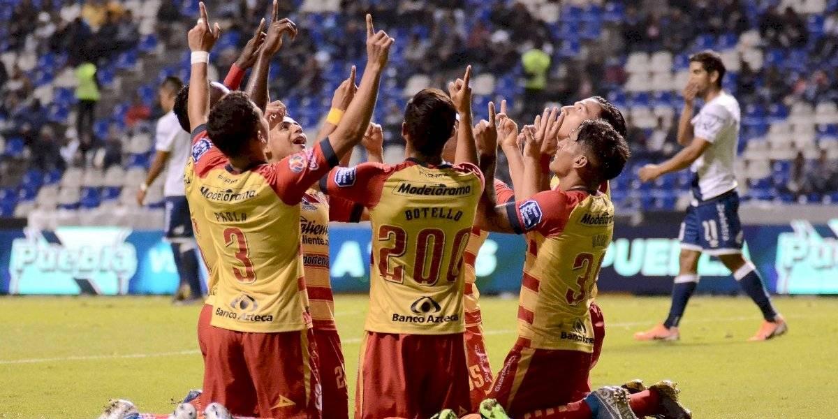 Morelia derrotó al Puebla y mantiene el paso perfecto en Copa MX