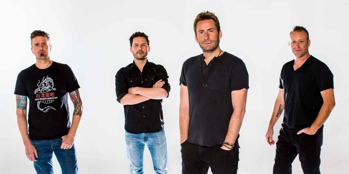 Nickelback: 'As pessoas eram realmente cruéis com a gente', diz baixista sobre piadas