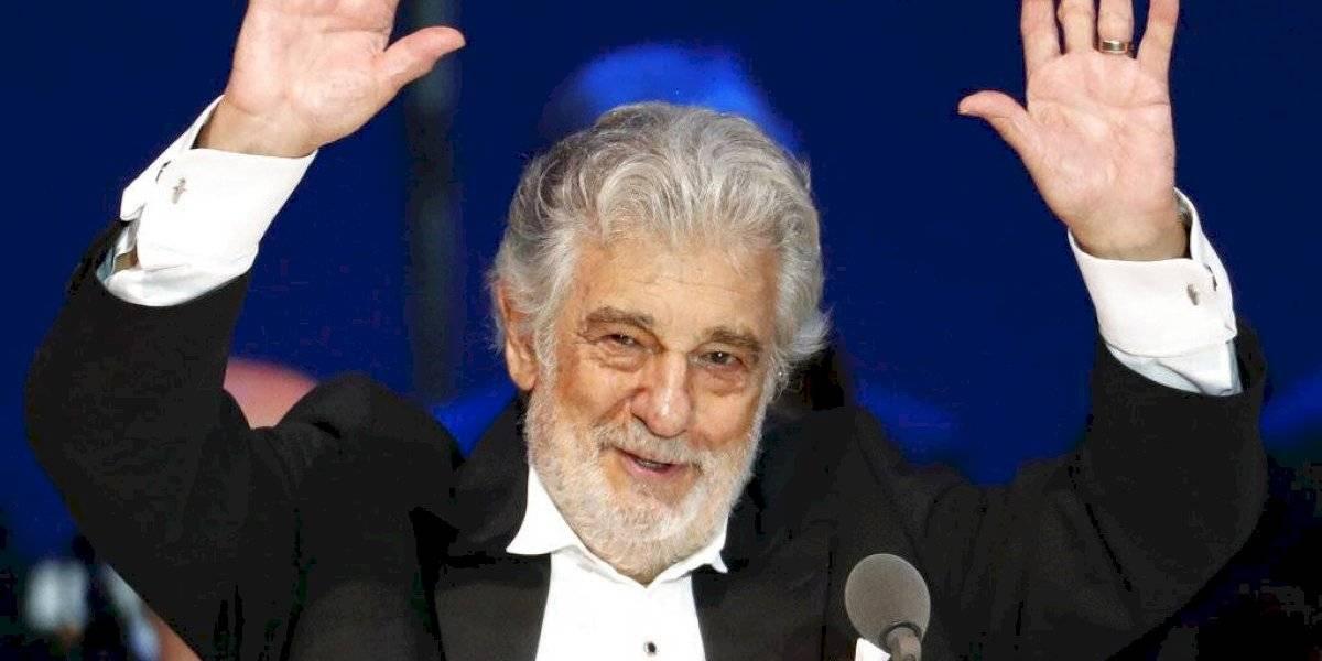 Plácido Domingo renuncia a dirección de Ópera de Los Ángeles