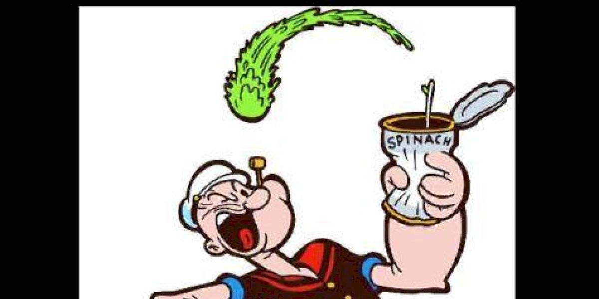 ¿Popeye tenía la razón? Agencia Mundial Antidopaje centra sus miradas en la espinaca