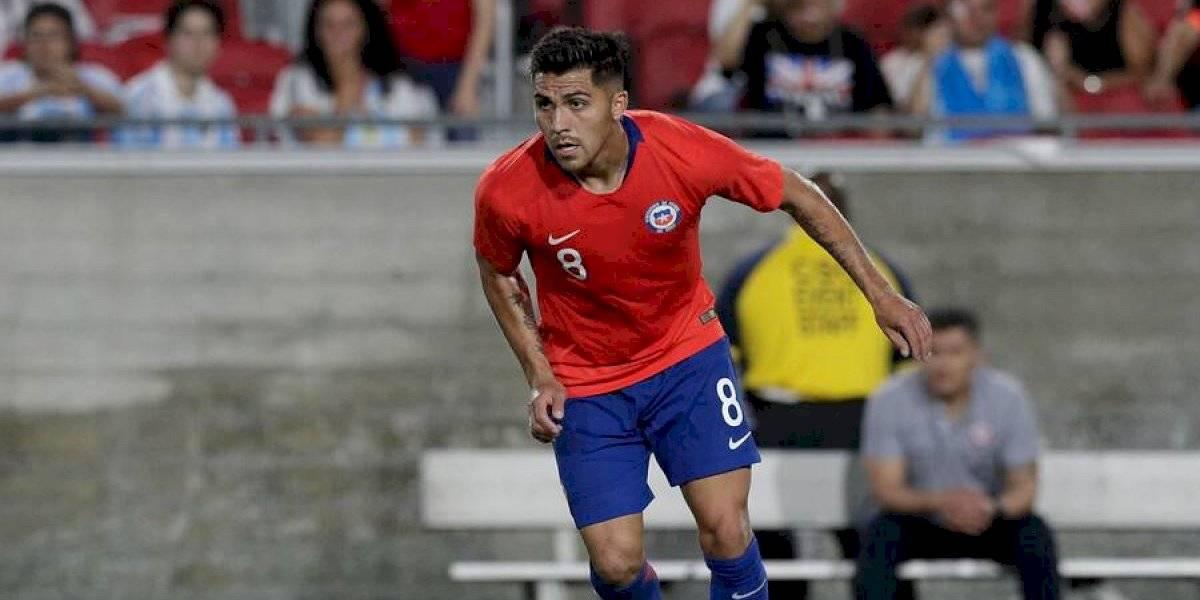 """Pinares y el lío por el tope de fechas: """"Uno quisiera estar en su club, pero también piensa y quiere estar en la Selección"""""""
