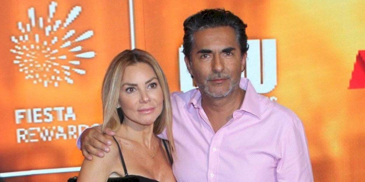 Raúl Araiza confirma divorcio y los medios muestran a su amante por 10 años