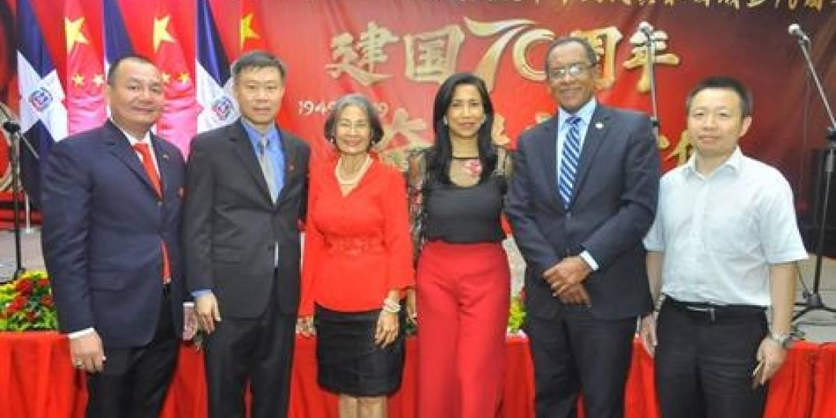 #TeVimosEn: Celebran 70 aniversario de la República Popular China