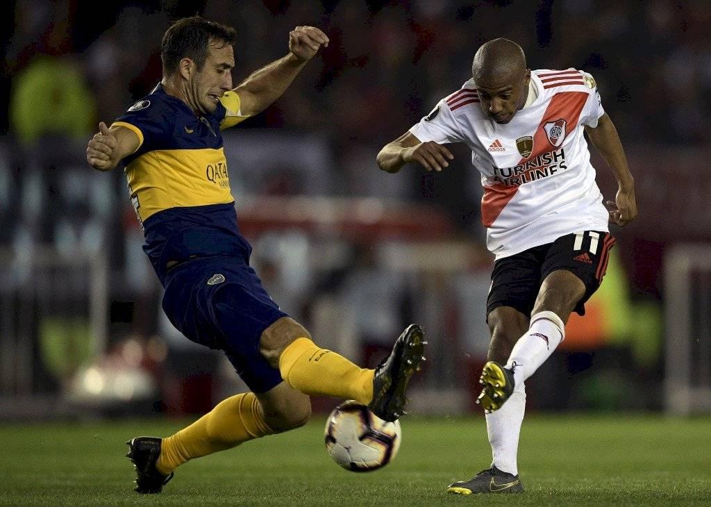 River vs Boca Juniors