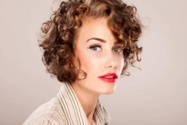 Cortes de cabello ondulado dama 2020