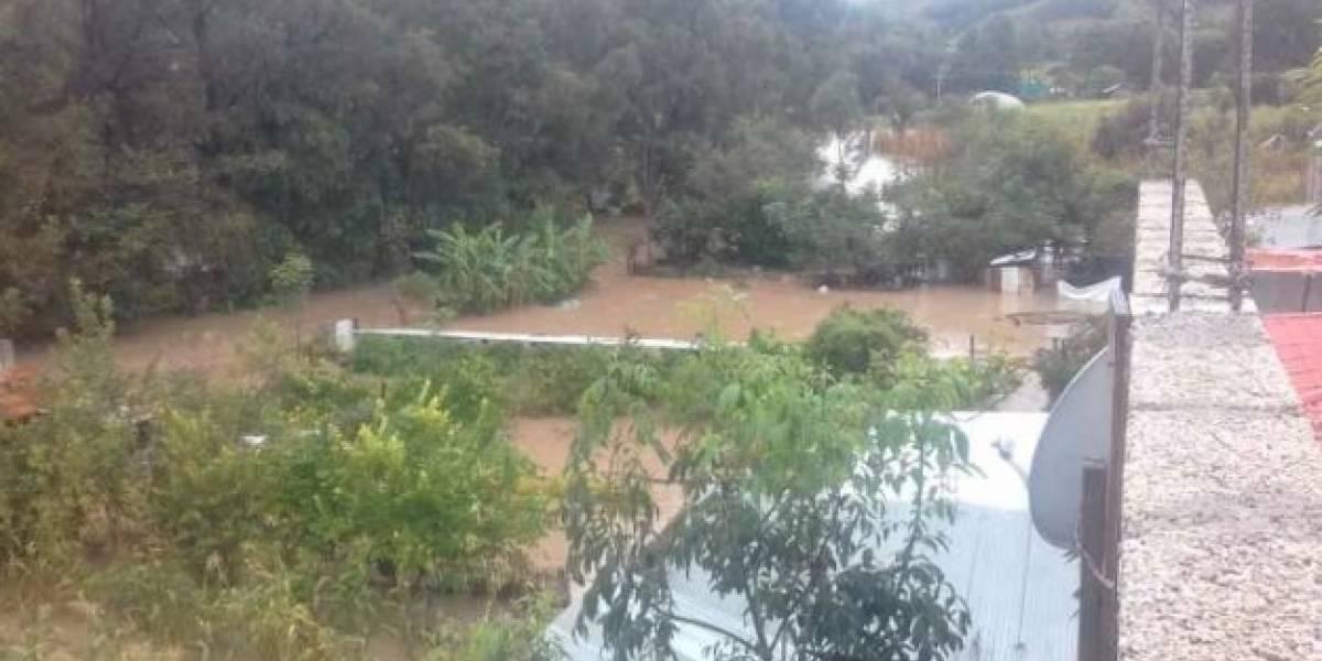 Segob declara emergencia en 21 municipios de Oaxaca por Narda