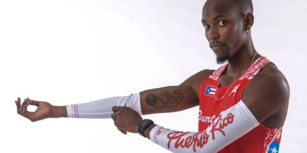 Luis Joel Castro se suma a los finalistas mundialistas del atletismo boricua