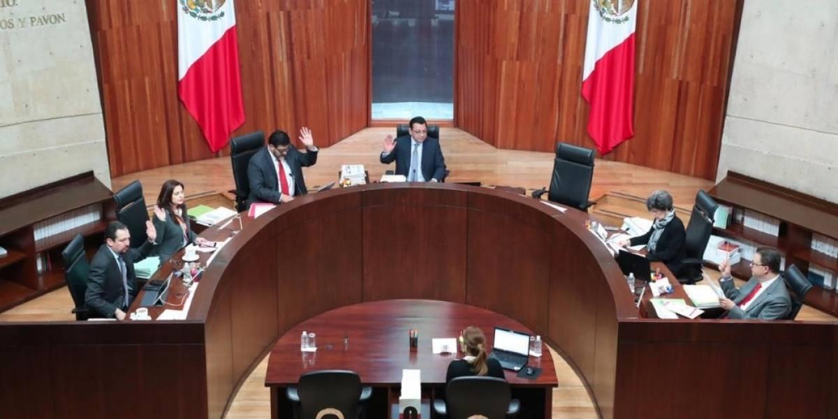 TEPJF desecha impugnación de PRD y MC contra gubernatura de Bonilla en BC