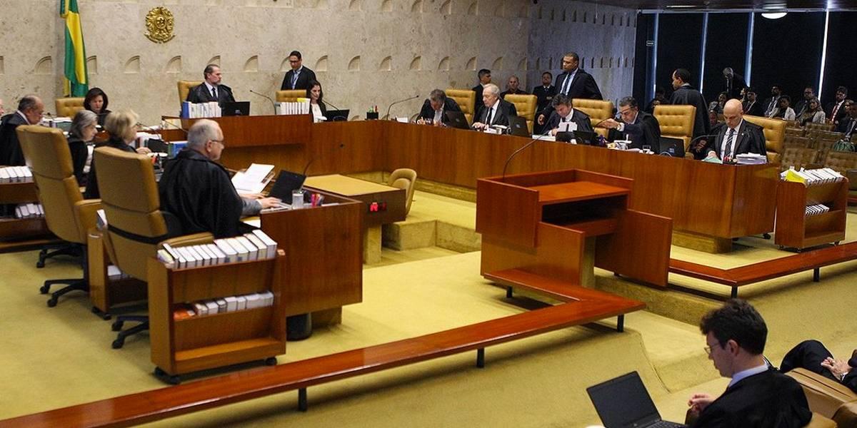 STF proíbe produção de dossiês contra opositores do governo