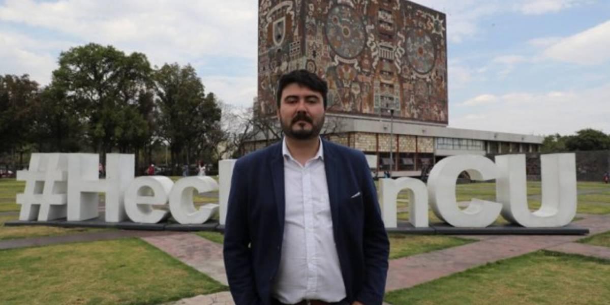 Alumno de la UNAM será el comandante de una misión análoga a Marte