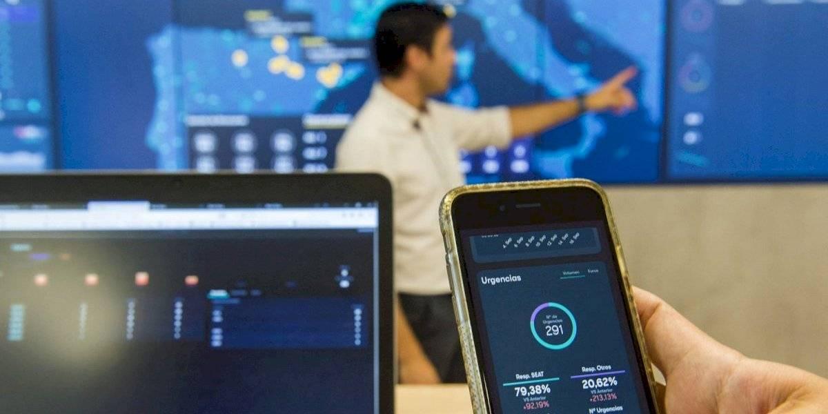 El futuro ha llegado a fábrica de SEAT: ahora pueden gestionar información a tiempo real