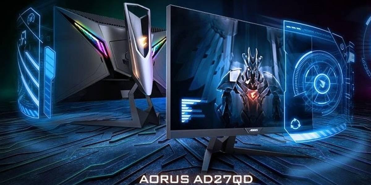 Aorus leva à Brasil Game Show 2019 o 1º monitor tático do mundo