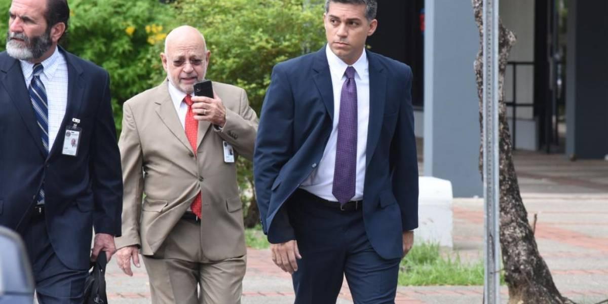 Ramón Orta se declara culpable ante el Tribunal Federal