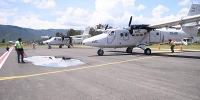Aeródromo en Huehuetenango