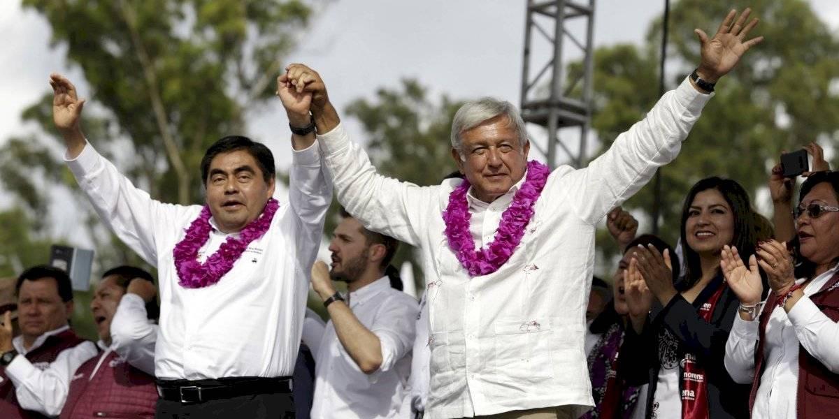 En medio de un nuevo 'ambiente mezquino', AMLO llega a Puebla