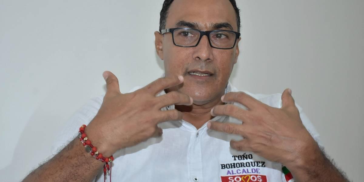 """""""Debemos invertir en el ser humano en las localidades más pobres de Barranquilla"""": Antonio Bohórquez, candidato a la Alcaldía de Barranquilla"""