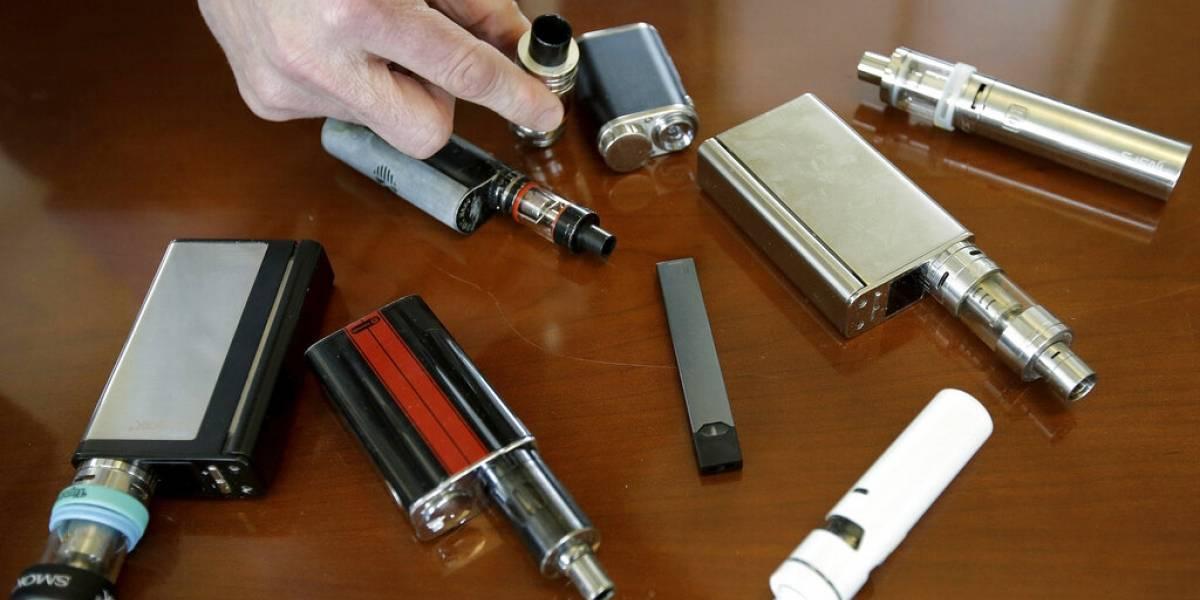 Reguladores en Estados Unidos investigan a empresas de vaporizadores