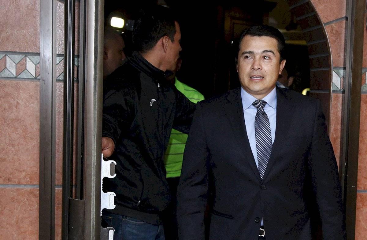 Juan Antonio Hernández, hermano del presidente de Honduras